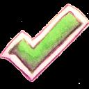 Finished Emoticon
