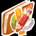 Red App Emoticon