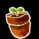 Recyclebin 1 Empty Emoticon