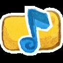 Om Music Emoticon