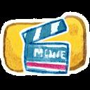 Om Movies Emoticon