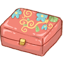 Hp Personal Storage Box Emoticon