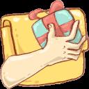 Hp Folder Share Emoticon