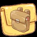 Hp Folder Schoolbag Emoticon