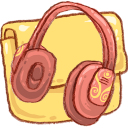 Hp Folder Music 2 Emoticon