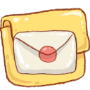 Hp Folder Mail Emoticon