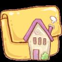 Hp Folder Home Emoticon