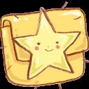 Hp Folder Favstar Emoticon