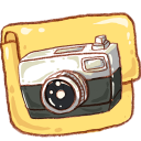 Hp Folder Camera Photo Emoticon
