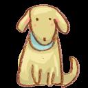 Hp Dog Emoticon