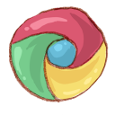 Hp Chrome Emoticon
