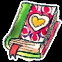 Diary Emoticon