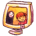 Computer Emoticon
