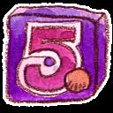 5 May Emoticon