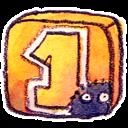 1 Jan Emoticon