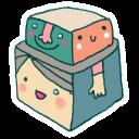 Storage Box Emoticon
