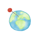 Location Emoticon