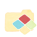 Folder Vanilla Windows Emoticon