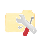 Folder Vanilla Tools Emoticon