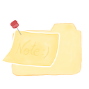 Folder Vanilla Note Emoticon