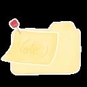 Folder Vanilla Note Emoticon
