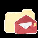 Folder Vanilla Mail Emoticon