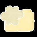 Folder Vanilla Cloud Emoticon