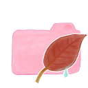 Folder Candy Leaf Emoticon