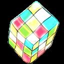 Rubik Cube Emoticon