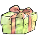 Gift Emoticon