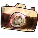 Camera 2 Emoticon