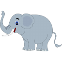 Elephant Emoticon