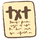 Txt Emoticon