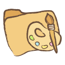 Folder Art Emoticon