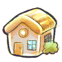 G12 Places Home Emoticon