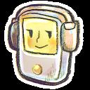 G12 Music 2 Emoticon
