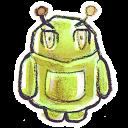 G12 Greenrobot Emoticon