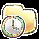 G12 Folder Time Emoticon