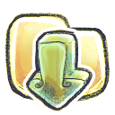 G12 Folder Loaddown Emoticon