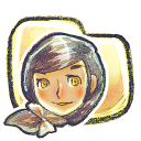 G12 Folder Girl Emoticon