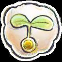 G12 Flower Seed Emoticon