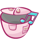 Pot Music Emoticon