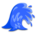 Wave Emoticon
