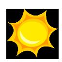 Sun Emoticon
