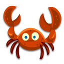 Crab Emoticon