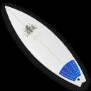 Surfboard 6 Emoticon