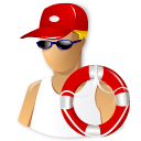 Lifeguard Emoticon