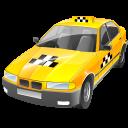 Taxi Emoticon