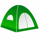 Tent Emoticon