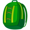 Backpack Emoticon